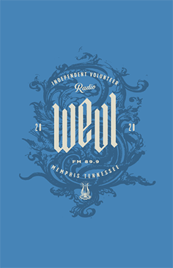 WEVL 2020 t-shirt graphic